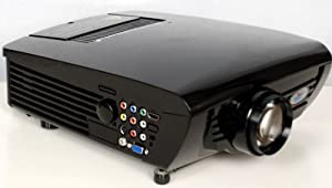DG 737 HD Home Theater Video Projector LCD !! 640x480 Pixels Wii, Ps2, Xbox, TV, PC