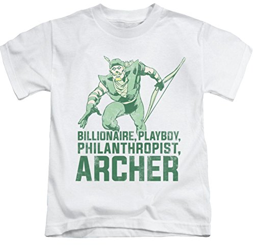 DC Green Arrow Archer Juvy T-Shirt