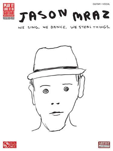 Jason Mraz - We Sing, We Dance, We Steal Things. (Play It Like It Is Guitar)