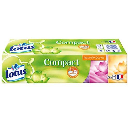 lotus-compact-24-sachets-de-mouchoirs-en-papier-lot-de-4