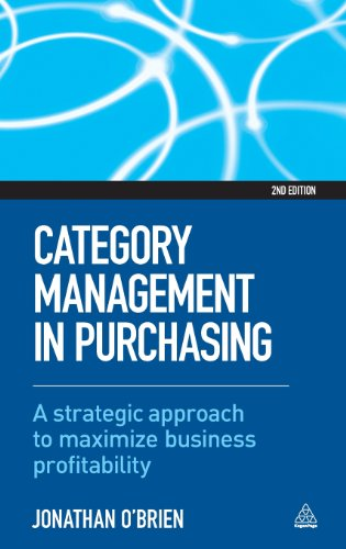 Category Management in Purchasing: A Strategic