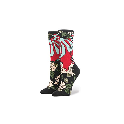 Stance-Rihanna-Lotus-Socks-Green