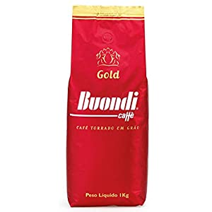 Buondi Gold Café en Grains, Lot de 3, 3 x 1000g