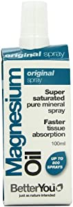 Better You Magnesium Oil Original Spray 100ml