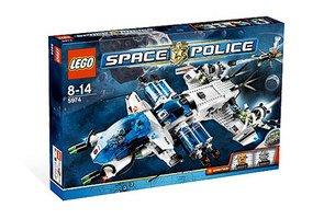 LEGO 5974 Galactic Enforcer (LEGO Space Police Galactic Enforcer) [parallel import goods] (japan import)