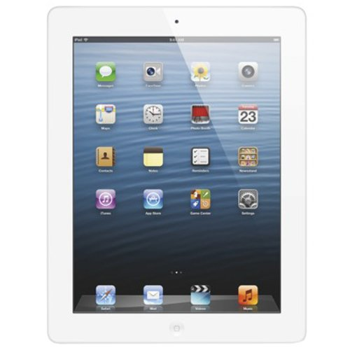Apple iPad with Retina Display MD520LL/A (32GB, Wi-Fi + AT&T, White) NEWEST VERSION