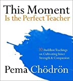 This Moment Is the Perfect Teacher: Ten Buddhist Teachings on Cultivating Inner Strength and Compassion (1590304934) by Chodron, Pema