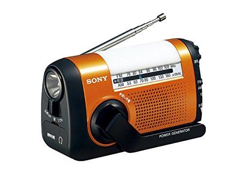 SONY FM/AMポータブルラジオ ICF-B09 ICF-B09 DC
