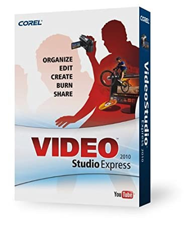 Corel VideoStudio  Express 2010 [OLD VERSION]