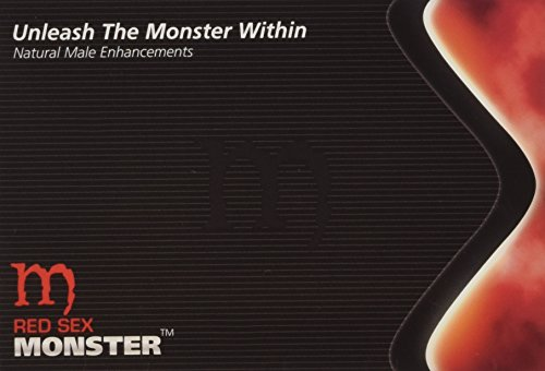 Red Monster Male Libido Pill (30 Caps) (Red Monster compare prices)