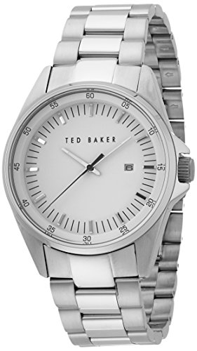 Ted Baker Round Dial Stainless Steel Men's watch #TE3053