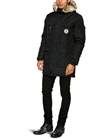 Bench Layo Men's Jacket Black XX-Large