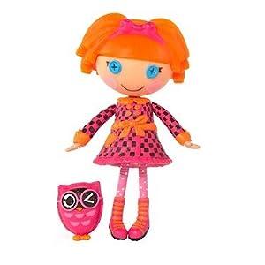 Amazon.com: Mini Lalaloopsy Bea Plays in the Rain: Toys & Games
