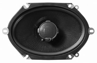 JBL GTO 8628 2-Wege Coax Car-Hifi Lautsprecher (6 x 20,3 cm (8 Zoll), 180 Watt, 92 dB) Paar, schwarz von JBL bei Reifen Onlineshop