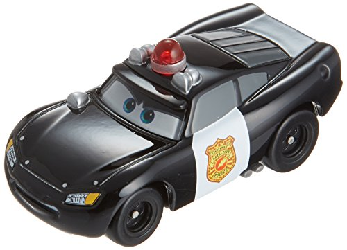 Cars Tomica - C-36 Lightning McQueen (Police Type) - 1