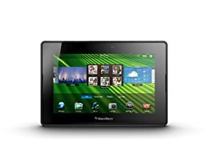 """BlackBerry PlayBook - Tablet - 64 GB - 7"""" TFT ( 1024 x 600 ) - rear camera + front camera - Wi-Fi, Bluetooth from Unassigned"""
