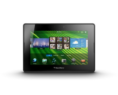 "BlackBerry PlayBook - Tablet - 16 GB - 7"" TFT ( 1024 x 600 ) - rear camera + front camera - Wi-Fi, Bluetooth"