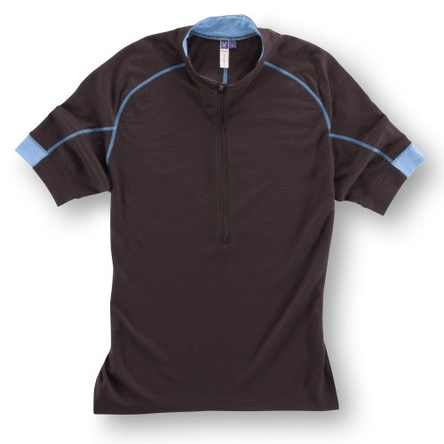 Buy Low Price Ibex Men's Indie Short Sleeve Cycling Jersey (7200-3710-S)