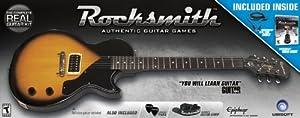Rocksmith Guitar Bundle for Guitar and Bass - Playstation 3
