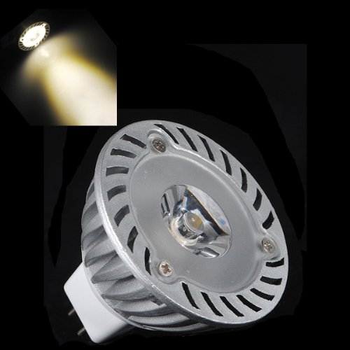 Mr16 3W 200-240Lm Warm White Energy Saving Led Spot Light Bulbs 12V