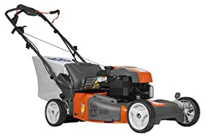Husqvarna Outdoor Products HU725BBC 961430094 3-In-1 Self-Propelled Lawn Mower, Variable-Speed, 175CC Engine, 22-In. by Husqvarna Outdoor Products
