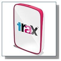 Trax Personal GPS Tracker (Raspberry Red)