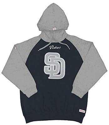 MLB San Diego Padres Youth Big Logo Pullover Hood