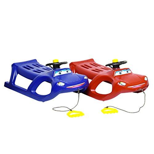 Eddy Juguetes - 95270 - trineos - 91 X 45 X 36 cm - PE - 2 juegos