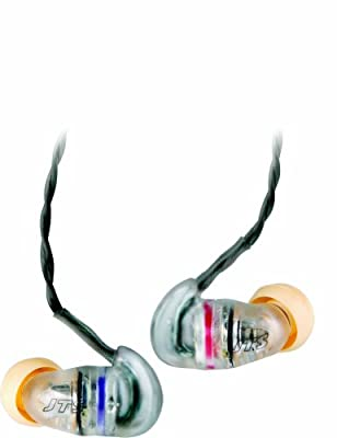 JTS IE-1 Live Sound Monitor, Clear/Copper