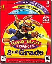 JumpStart Advanced 2nd Grade [OLD VERSION]