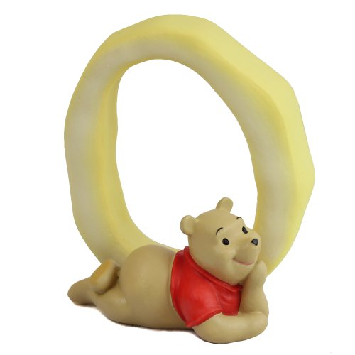 Disney Pooh & Friends Magnetic Alphabet Letter, O - 1
