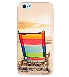 PrintDhaba COLORFUL CHAIR D-6109 Back Case Cover for APPLE IPHONE 6 (Multi-Coloured)