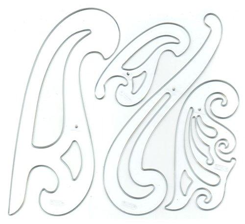 westcott-french-plastic-curve-set-fc-4