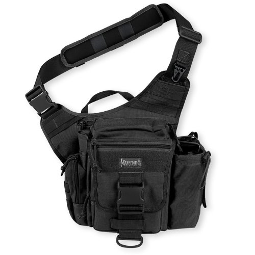 Maxpedition Jumbo S~Type Versipack - Black - One Size