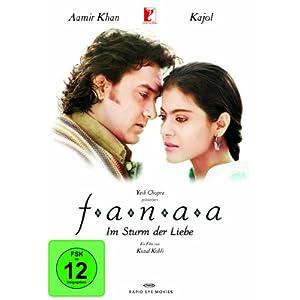 Fanaa - Im Sturm der Liebe [Import allemand]