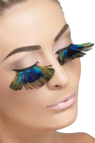 Fever Eyelashes Peacock, Multi, One Size
