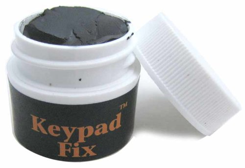 Keypad Fix, Clean And Restore Conductivity To The Carbon On The Keys And The Copper Pc Board Pads