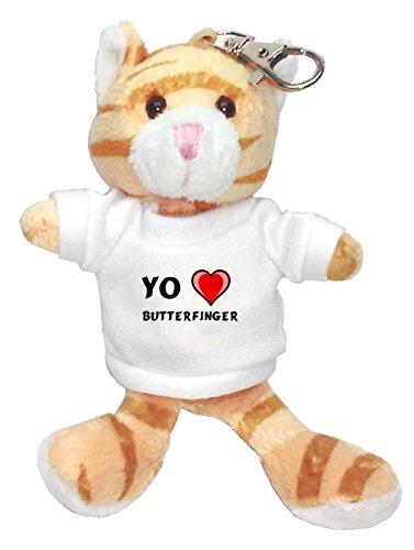 gato-marron-de-peluche-llavero-con-amo-butterfinger-en-la-camiseta-nombre-de-pila-apellido-apodo