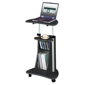 Amazon Com Techni Mobili Rta B002 Rolling Laptop Cart