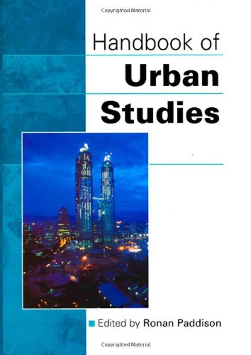 Handbook of Urban Studies
