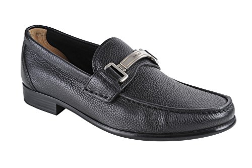 bally-switzerland-shoes-men-loafer-corton-smooth-leather-40-low-top-black