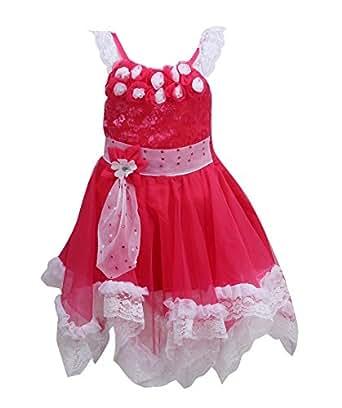Wish Karo baby girls Party wear frock dress DN71M fr71M