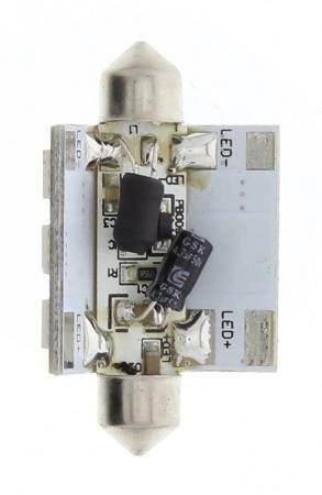 Led Lamp Cool White Festoon-2Pack