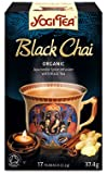 THREE PACKS of Yogi Tea Black Chai 15 Bag