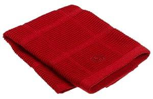 Calphalon Terry Dish Cloth, Tomato Red
