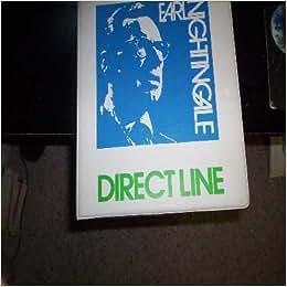 direct line 12 cassettes earl nightingale nightingale. Black Bedroom Furniture Sets. Home Design Ideas