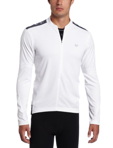 Buy Low Price Pearl Izumi Men's Quest Long Sleeve Jersey (PIMQLSJersey-P)
