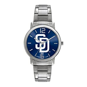 San Diego Padres Game Time All Around Ladies Wrist Watch by Game Time