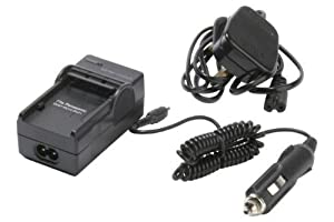 External Battery Charger For Nikon 1 J1 MH-27 EN-EL20 ENEL20