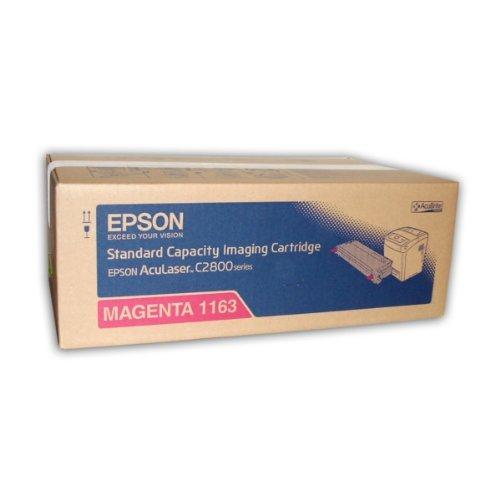 Epson C13S051163 Toner magenta pour Aculaser C 2800/2800 DN/DTN/N